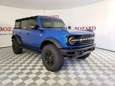 Demo Bronco Wildtrak at Bozard Ford