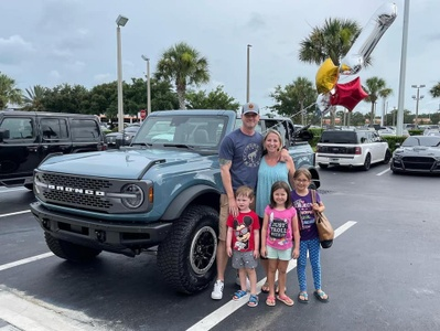 Bozard Ford Bronco Customers