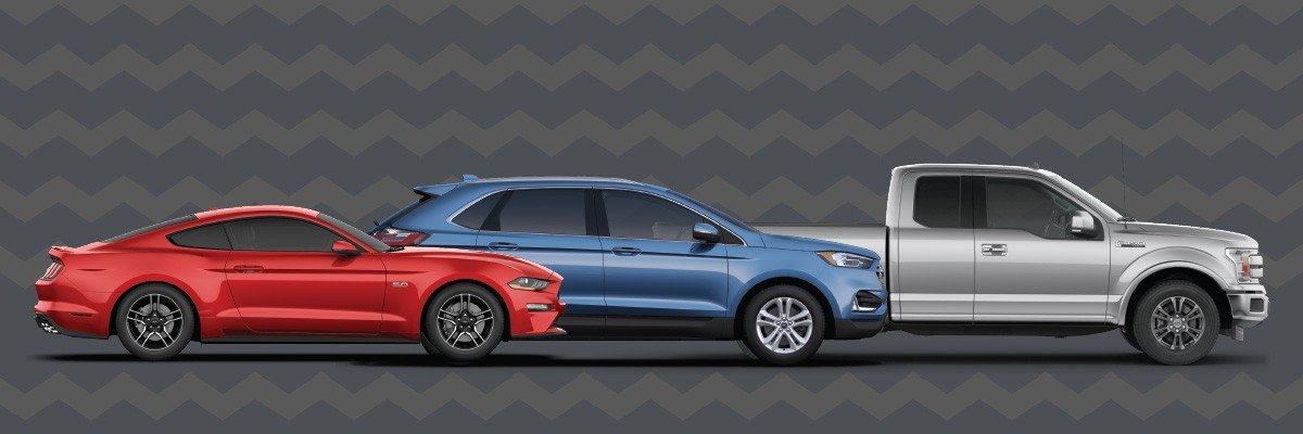 Certified Pre-Owned Ford Vehicles for Sale