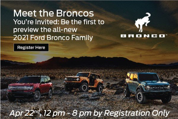 Bozard Ford Bronco Dealership Florida