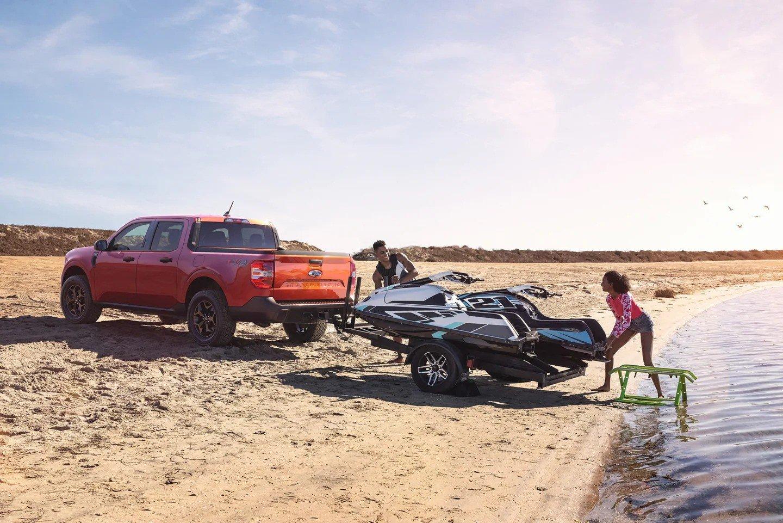 2022 Ford Maverick Full Hybrid Pickup St Augustine Florida