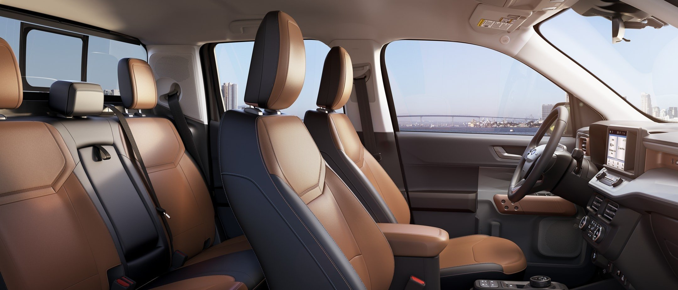 2022 Ford Maverick Compact Pickup