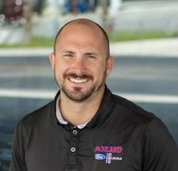 Internet Manager Brian Mello in Internet at Bozard Ford Lincoln