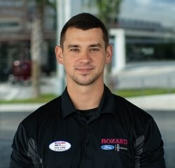 Internet Manager Zach Gibbs in Internet at Bozard Ford Lincoln