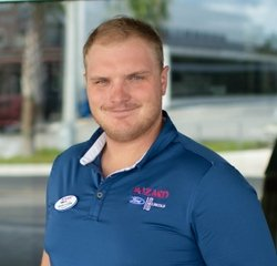 Vehicle Guide Austin Griffin in Sales at Bozard Ford Lincoln