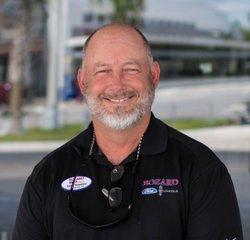 Vehicle Guide John Ramirez in Sales at Bozard Ford Lincoln