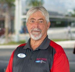 Vehicle Guide Bob Rebb in Sales at Bozard Ford Lincoln