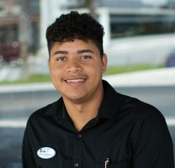 Vehicle Guide Daniel Rodriguez in Sales at Bozard Ford Lincoln