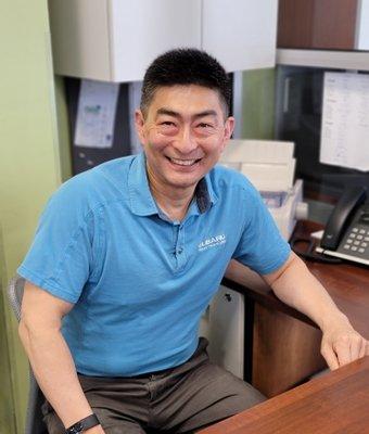 Business Manager Fumi Muto in Finance at Garavel Subaru
