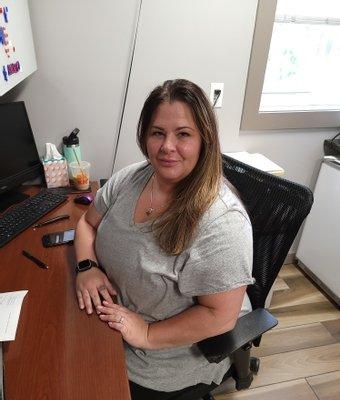Office Admin Jessica Calvo in Administration at Garavel Subaru
