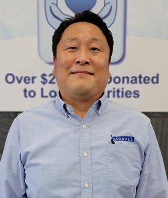 Certified Sales Consultant Byeong Cheon in Sales at Garavel Subaru