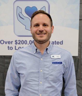 Certified Sales Consultant Stephen Shaughnessy in Sales at Garavel Subaru