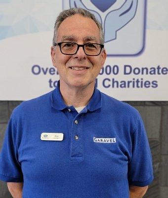 Certified Sales Consultant Dave Novik in Sales at Garavel Subaru