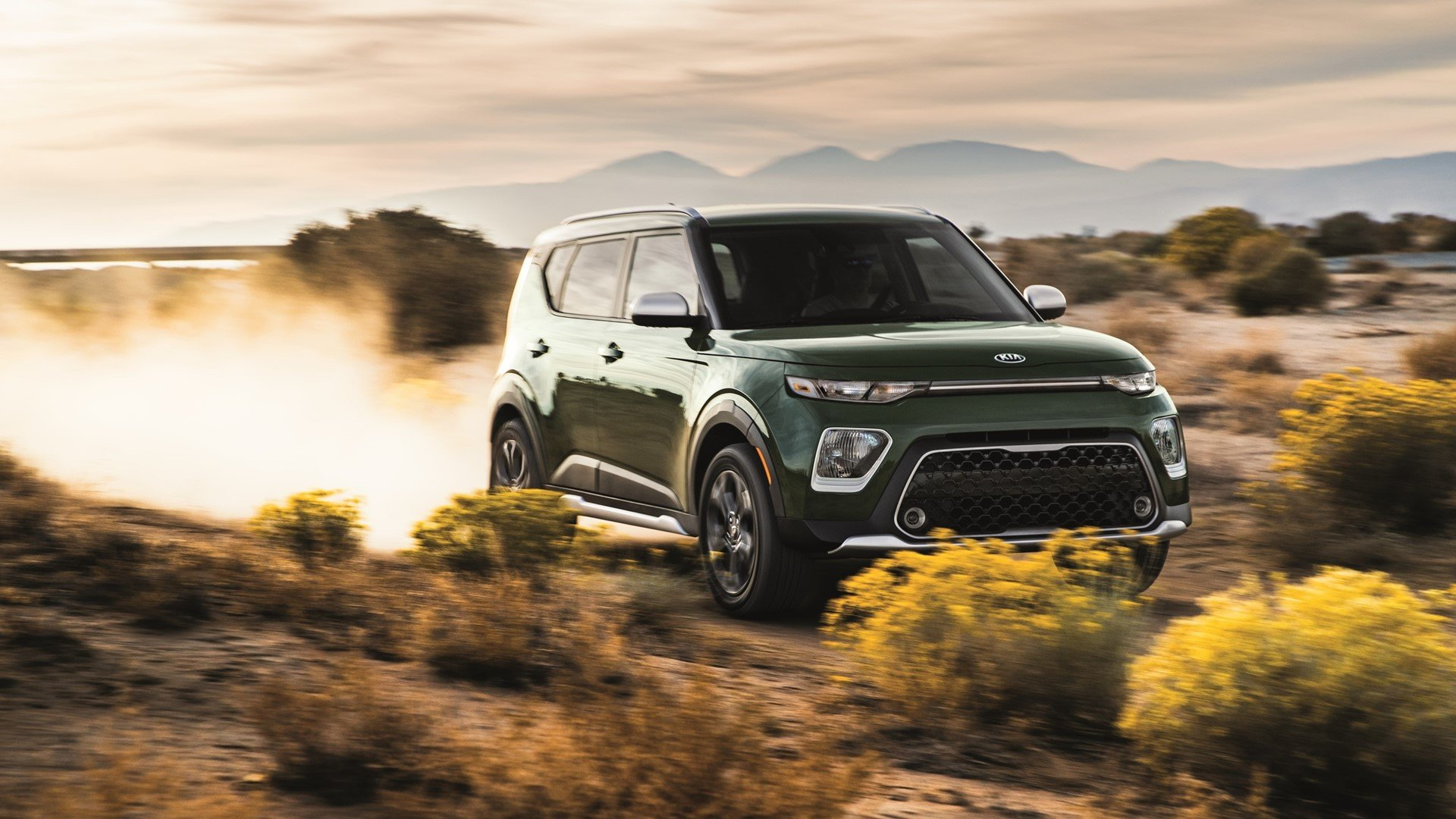 2020 KIA soul available at Hawkinson KIA
