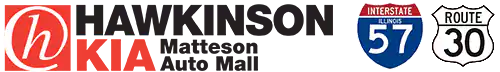 Hawkinson Kia Logo Main