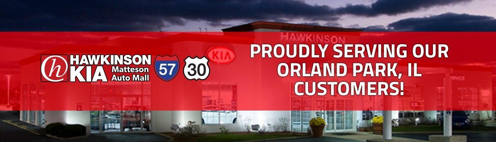 Hawkinson KIA Orland Park