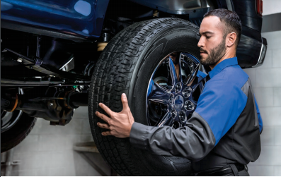 Coupon for BUY THREE TIRES, GET ONE FREE