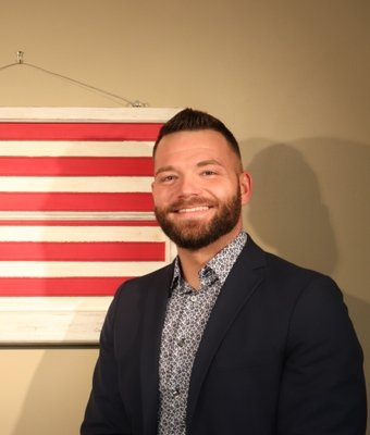 Business Manager Cody Stephens in Sales at Grove City Ford
