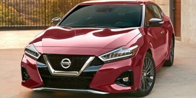 Lease this 2021, Black, Nissan, Maxima, SV