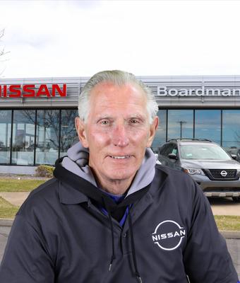 Sales Consultant Rex R. Eisenbraun in Sales at Boardman Nissan