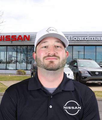 Finance Manager Mike Baharis in Finance at Boardman Nissan