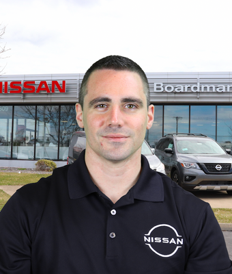 Executive Manager Eric Briguglio in Management at Boardman Nissan