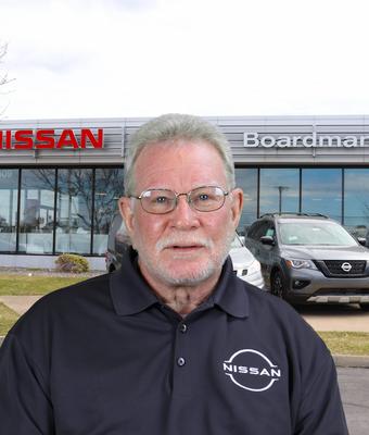 Sales Consultant Richard Slifer in Sales at Boardman Nissan