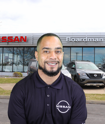 Sales Consultant Dan Devore in Sales at Boardman Nissan