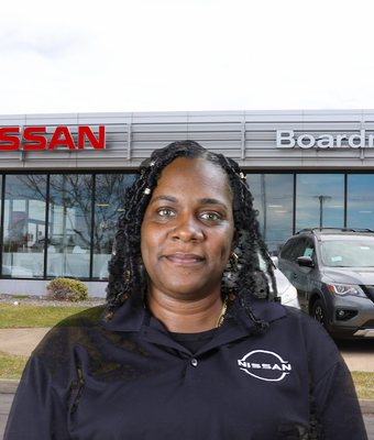 Sales Consultant/Finance Shawntil Williams in Finance at Boardman Nissan