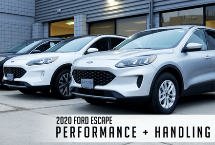New 2020 Ford Escape in Bismarck