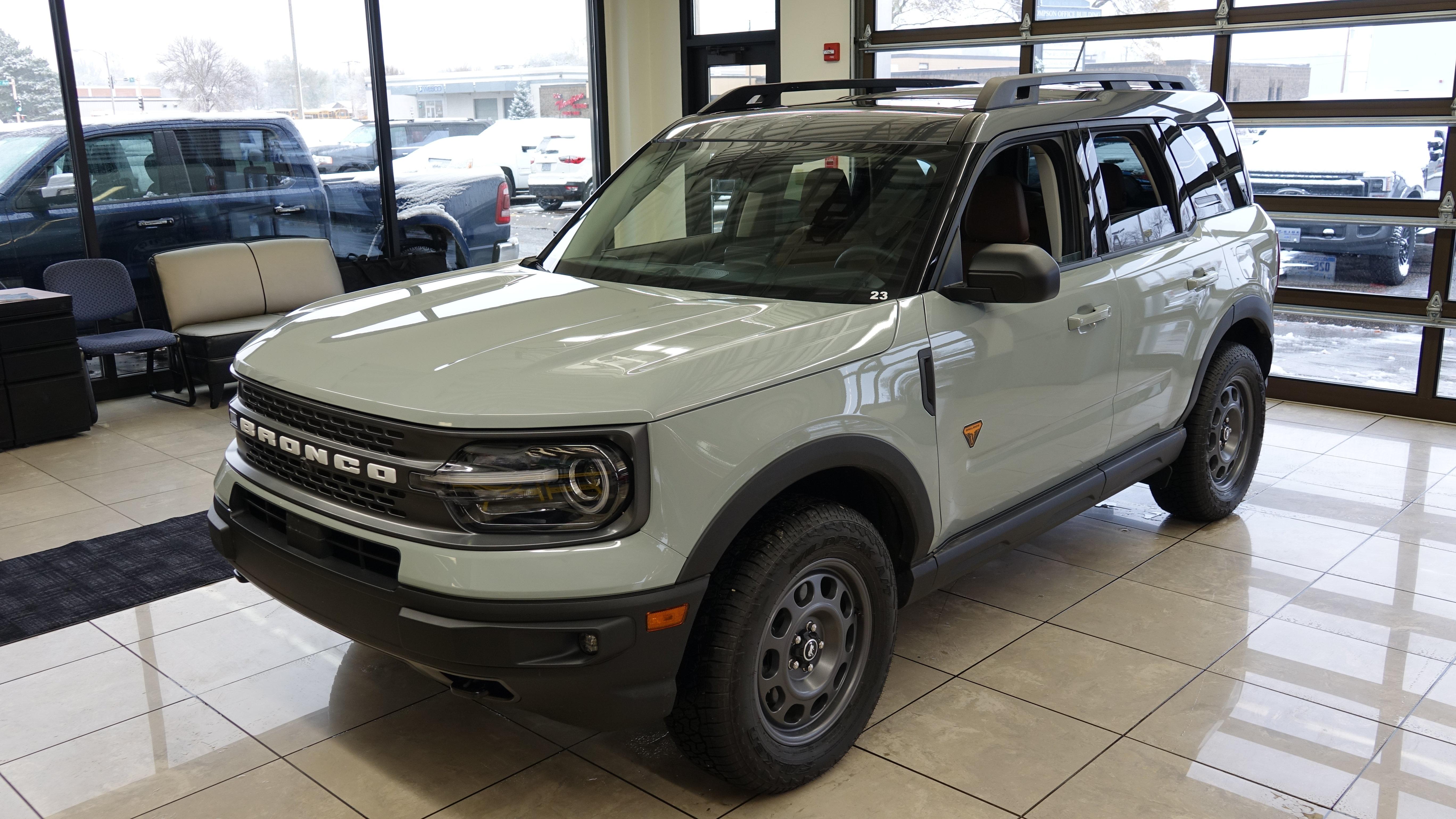 2021 Ford Bronco in Bismarck