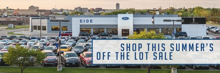 Eide Ford Summer Sale