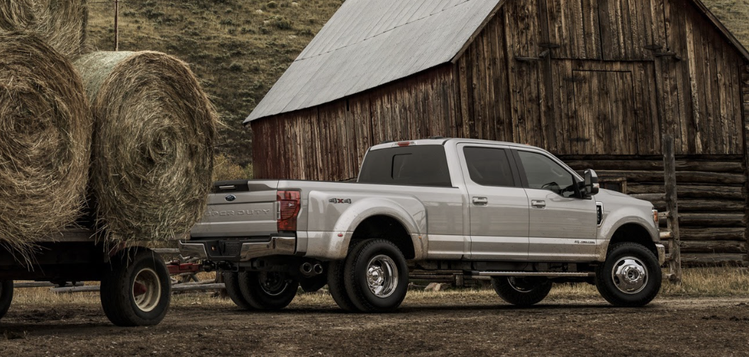 Section 179 Tax Deductions on Ford Trucks