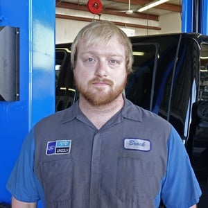 Brock Johnson, Certified Master Technician