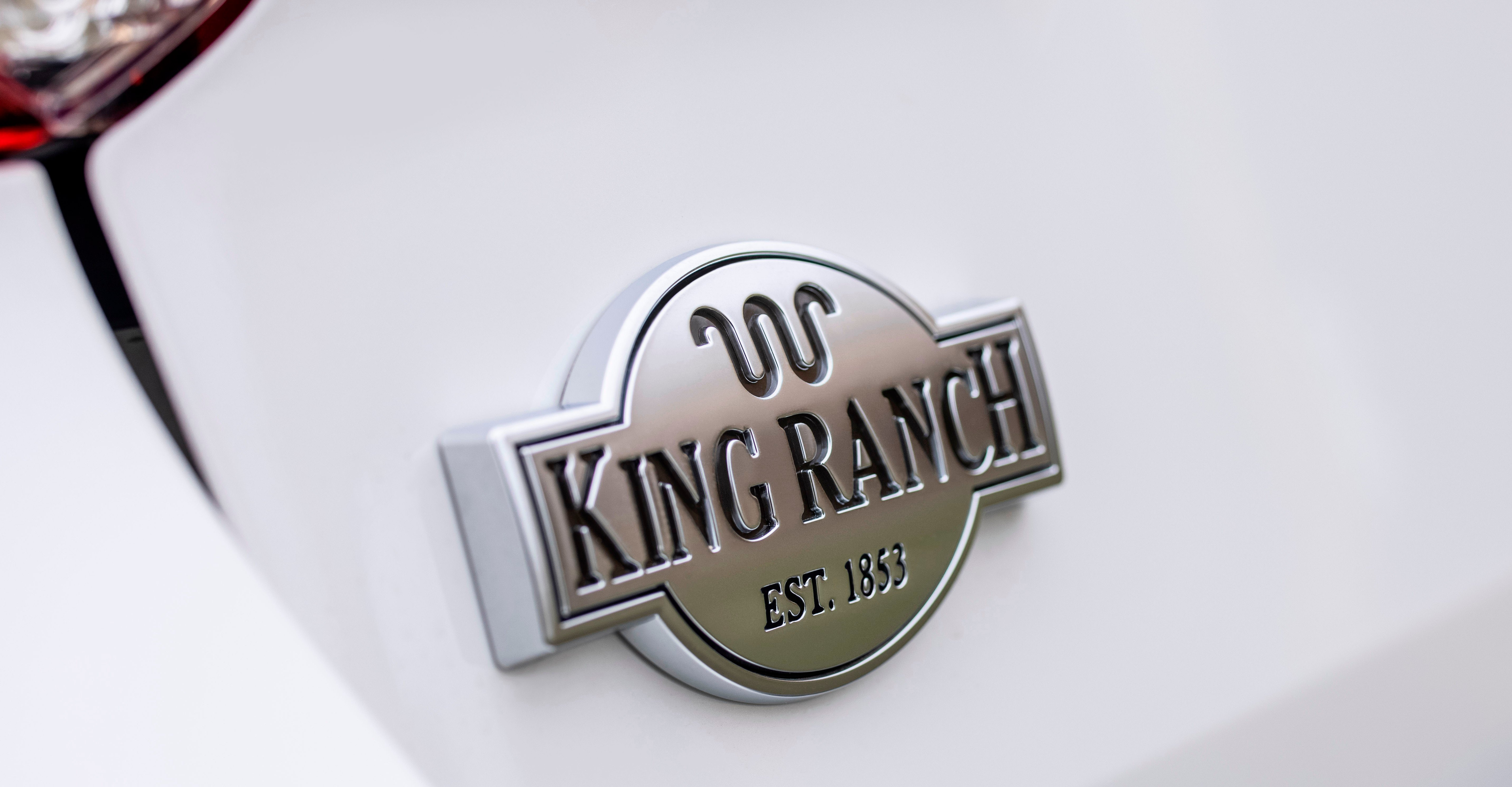 King Ranch brand is now on the Ford Explorer