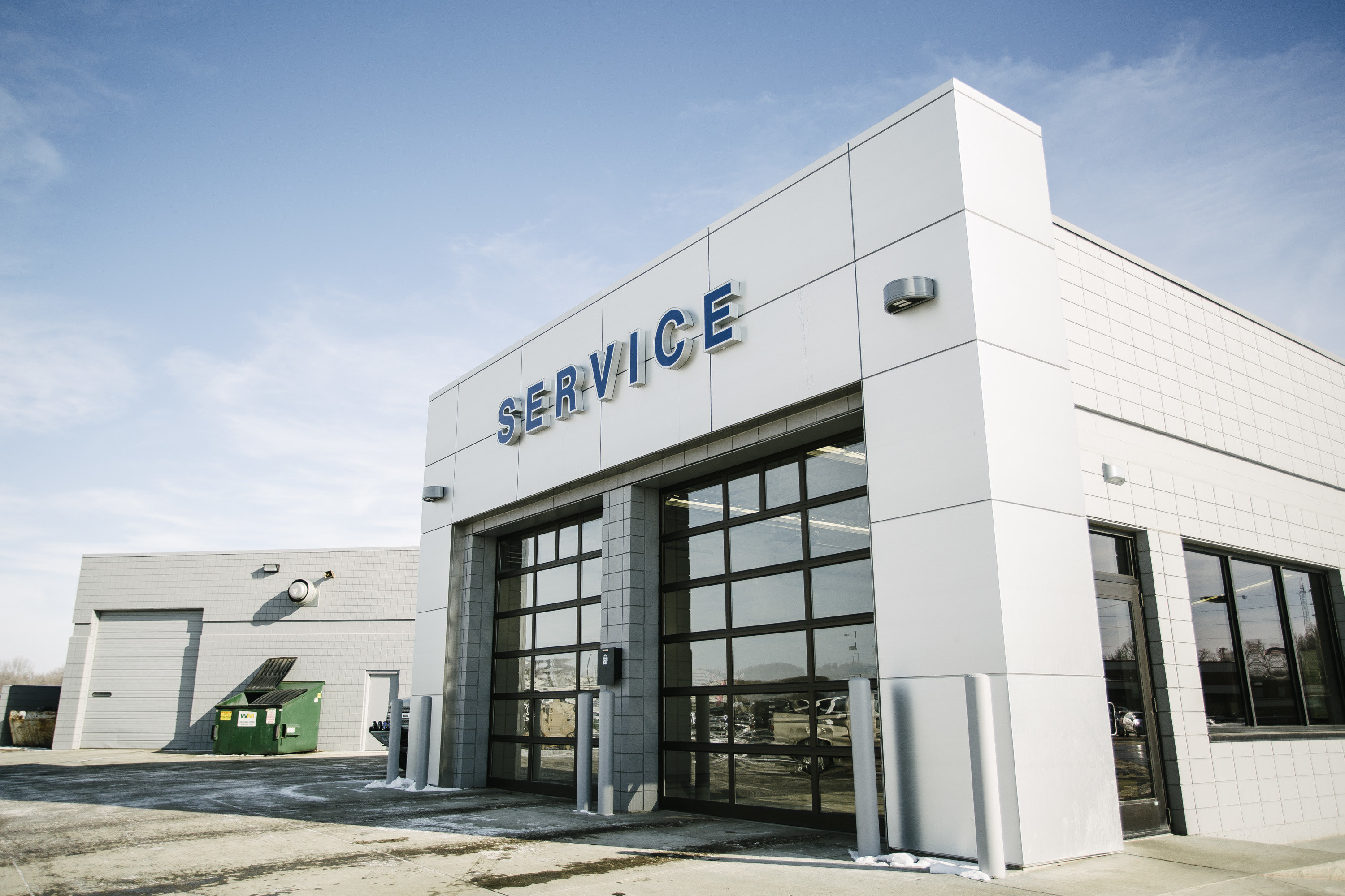 Free Pick Up and Delivery at Eide Ford