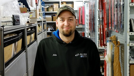 Meet John LaFramboise at Eide Ford