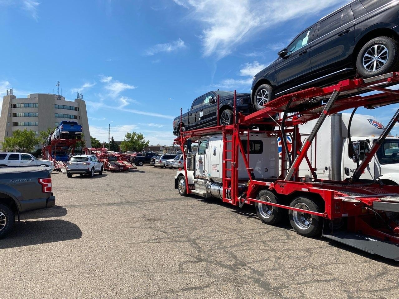 moving Eide Ford inventory