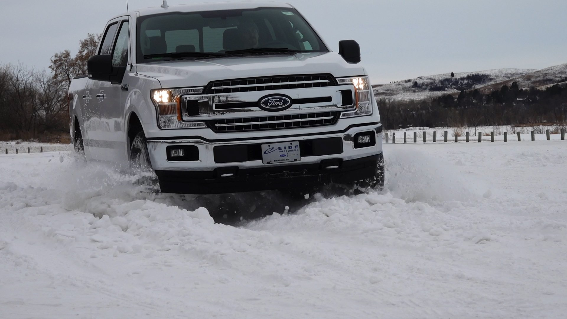 Ready to handle the snow in Bismarck? Even if you don't have a big F-150 you can drive safely this winter!