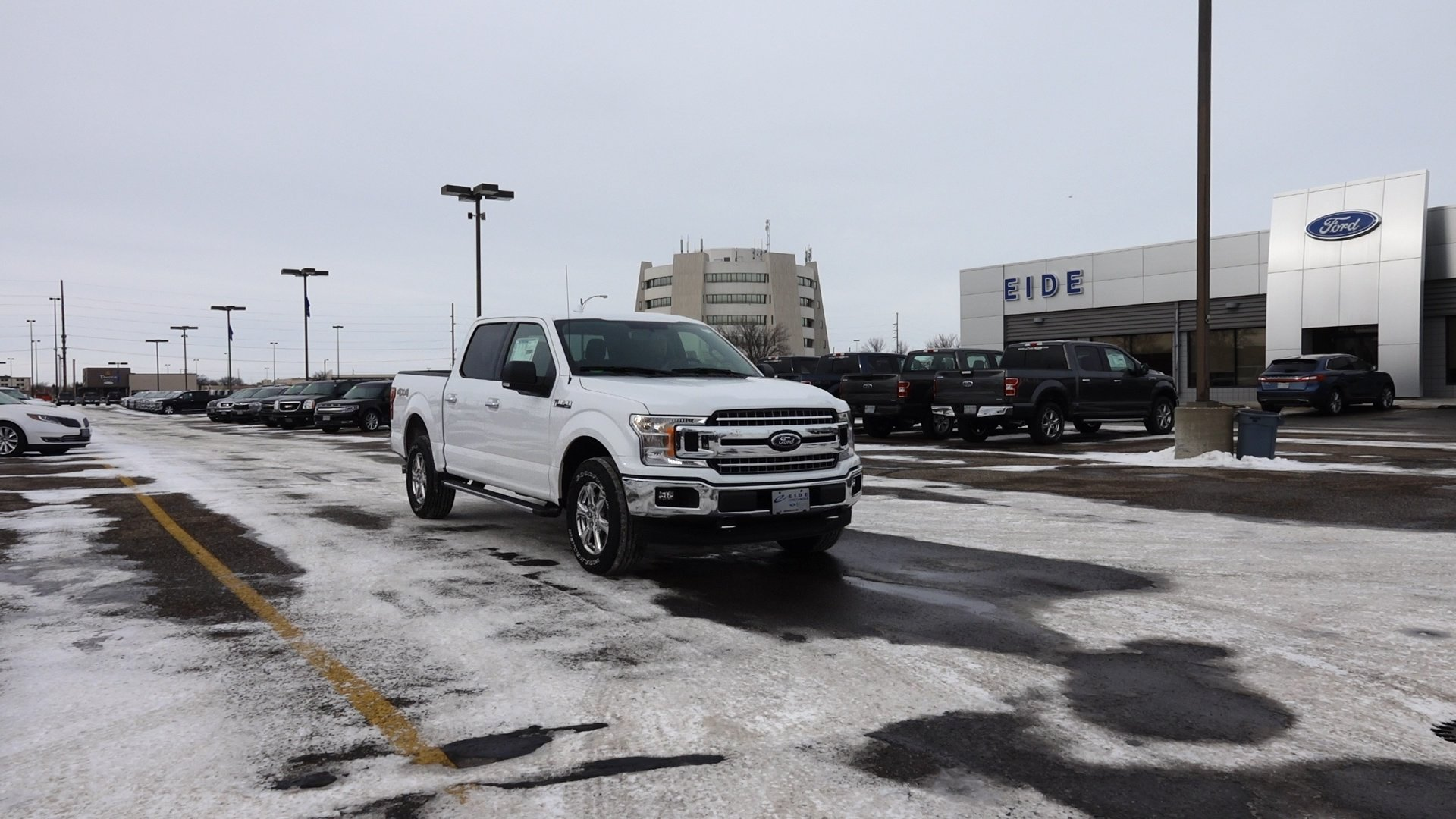 Handle icy roads with care so you can travel safely this winter in Bismarck!