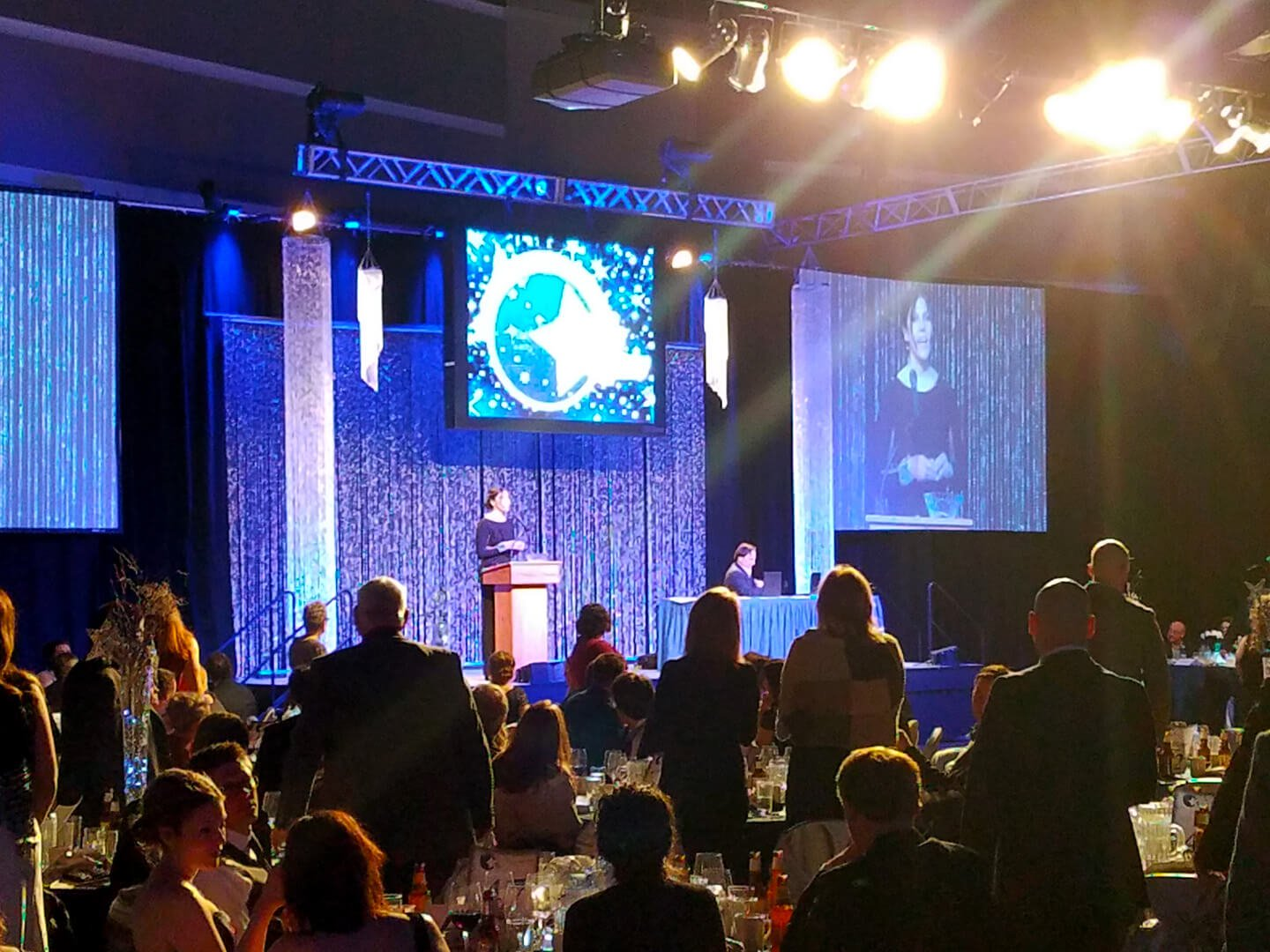 Eide Ford and Eide Chrysler sponsored the 6th Annual Night for the Stars in Bismarck