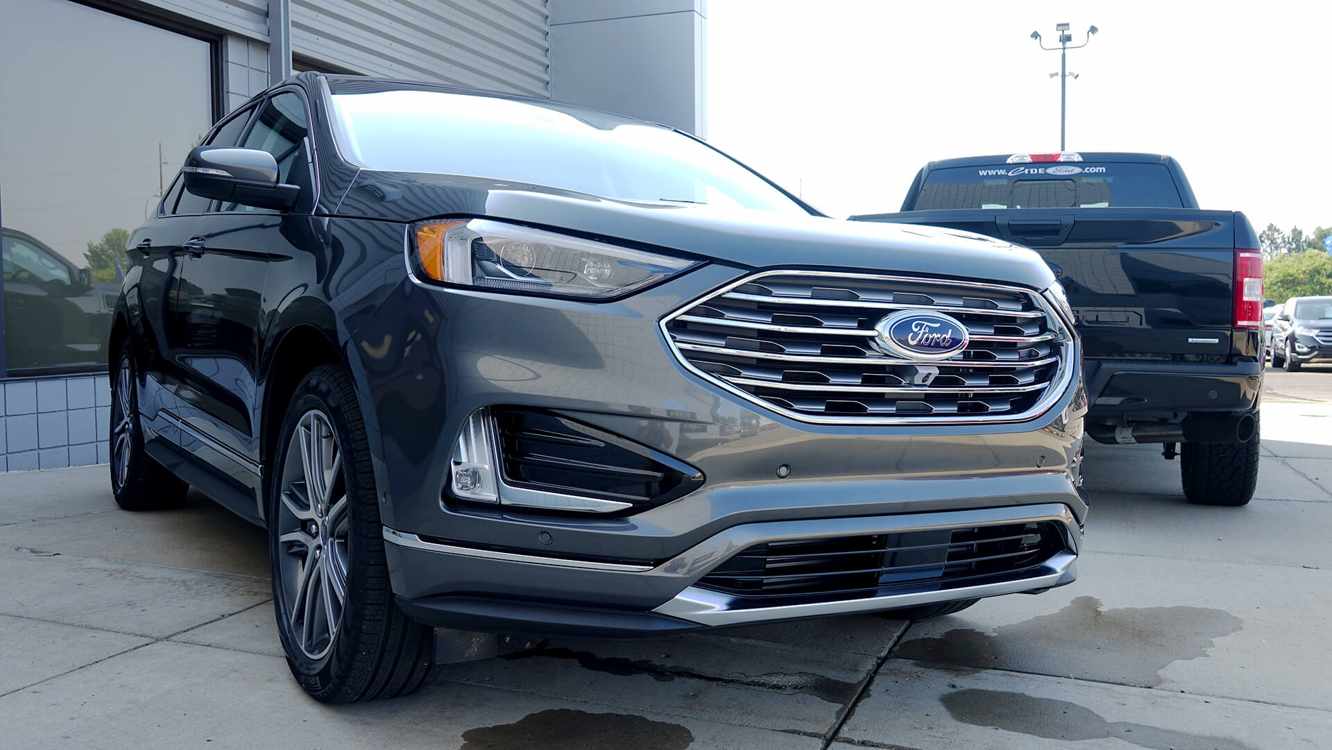 2019 Ford Edge at Eide Ford