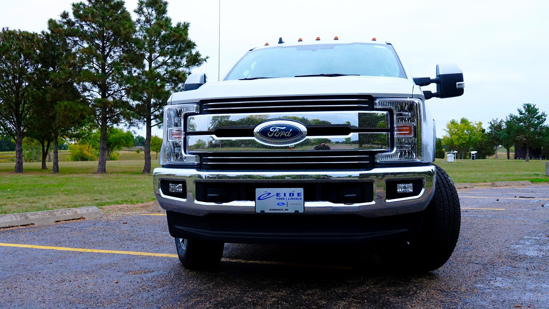 250 super duty front