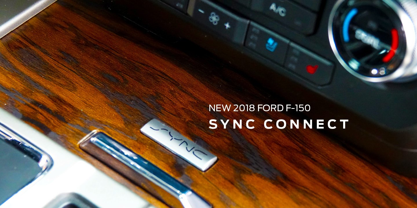 Have you used SYNC Connect? It's very slick!
