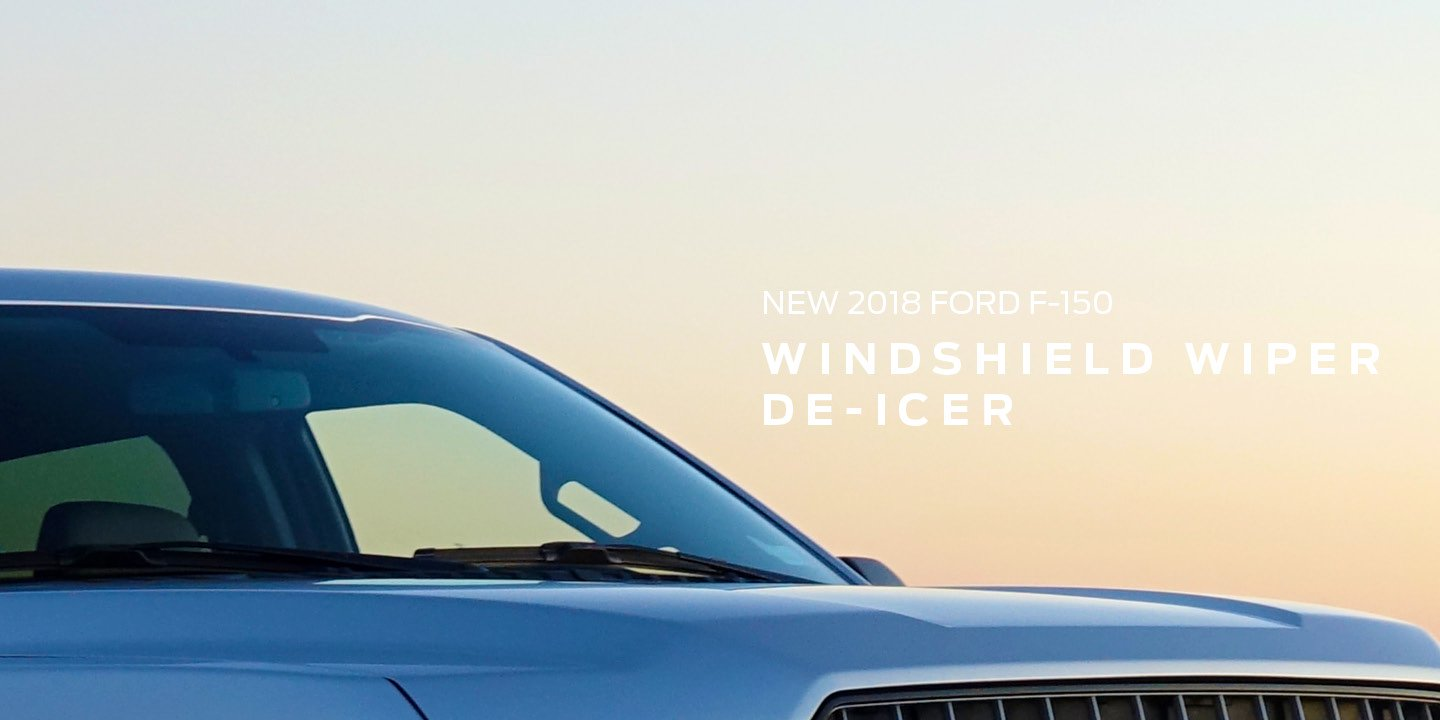 This wiper de-icer feature will make your winter a little more bearable.