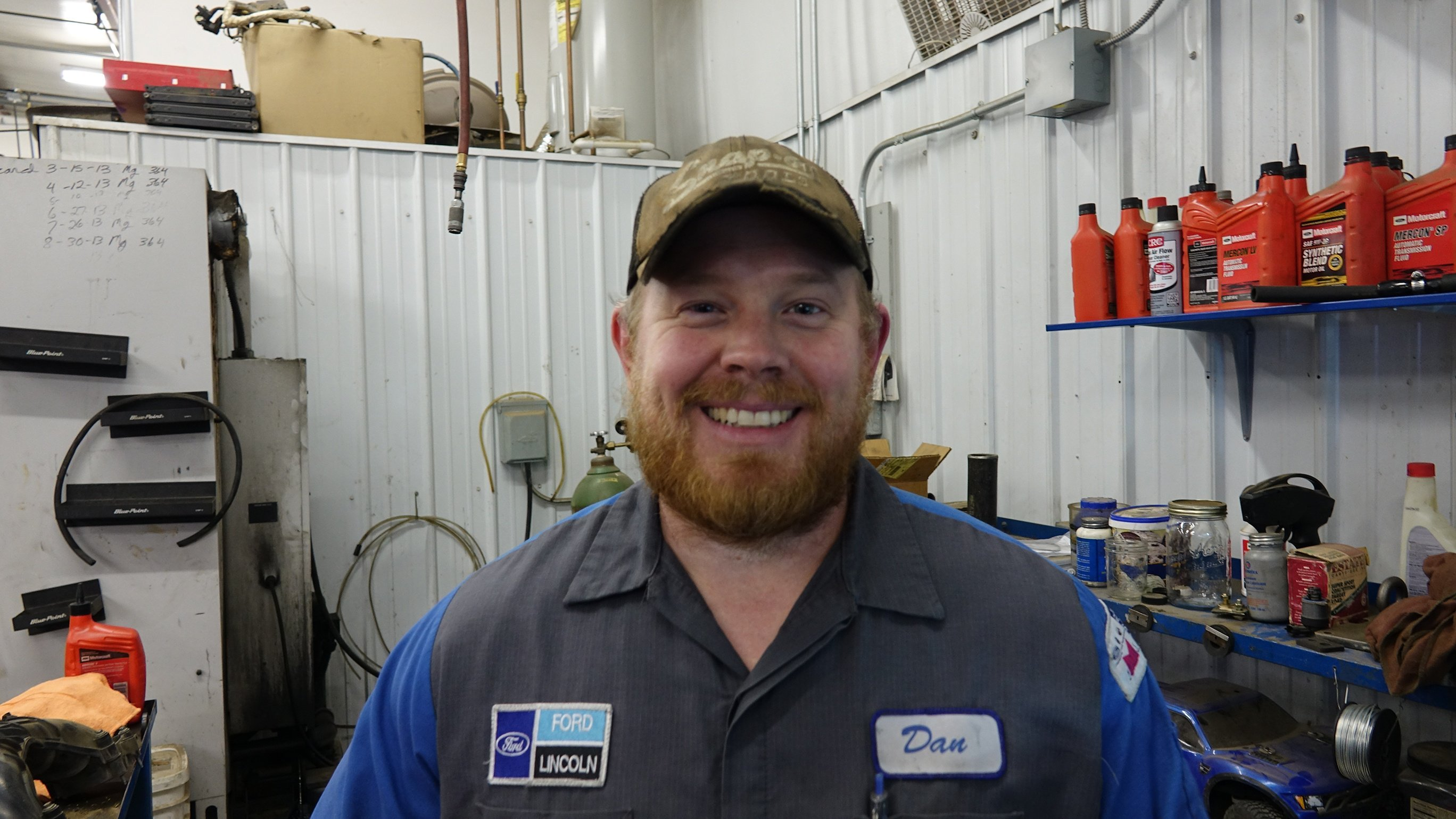 The best Bismarck diesel service comes from people like Dan.