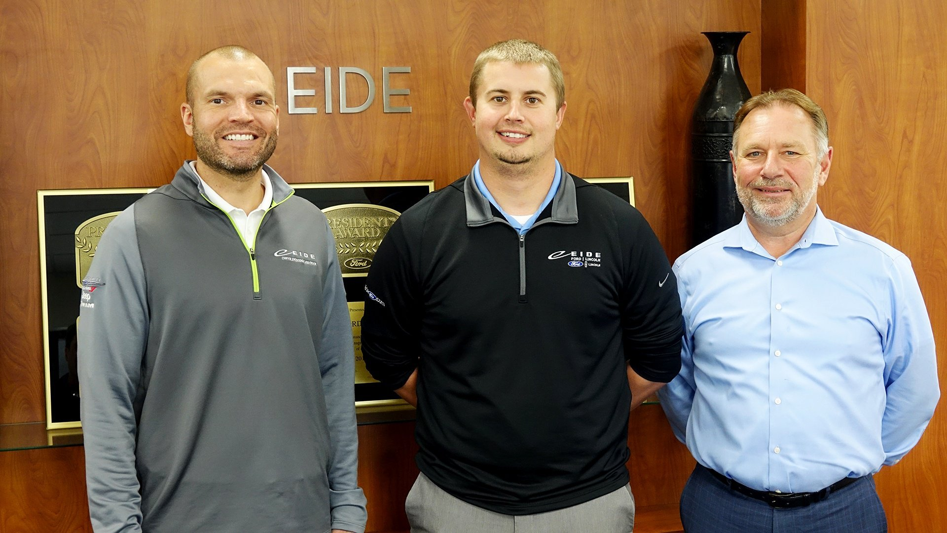 Jesse Schuchard General Sales Manager at Eide Ford
