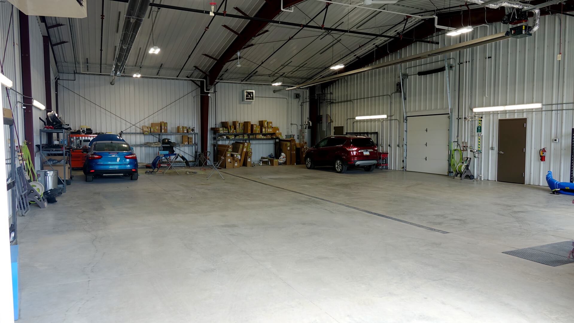 Eide Ford Collision Center in Bismarck