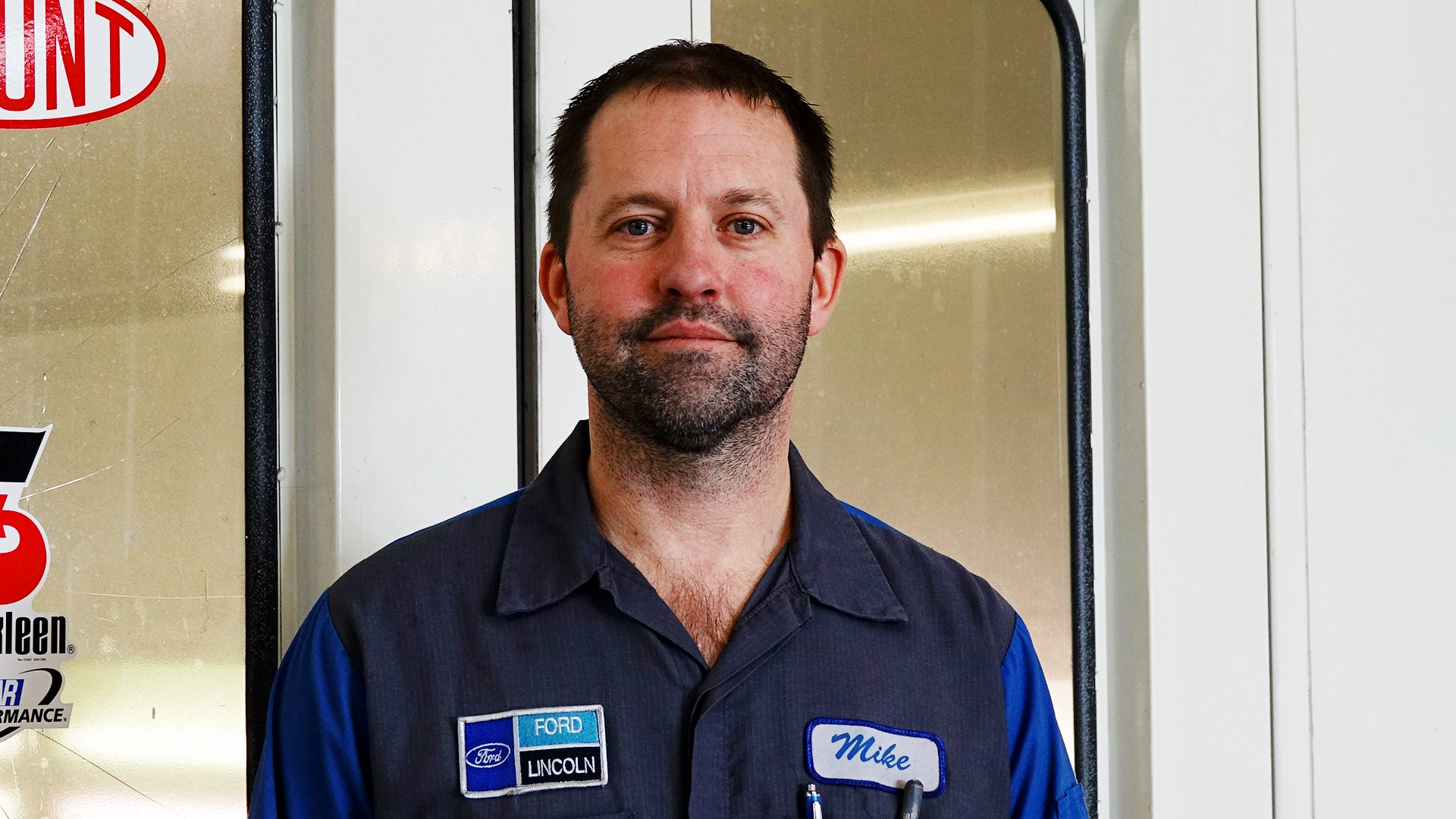 Congrats to the Eide Ford Employee of the Month this month, Mike Davis!