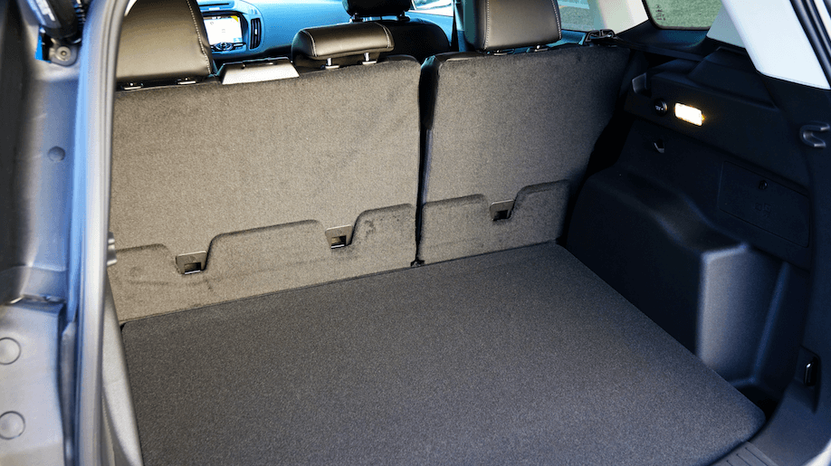 Ford Escape cargo space in Bismarck